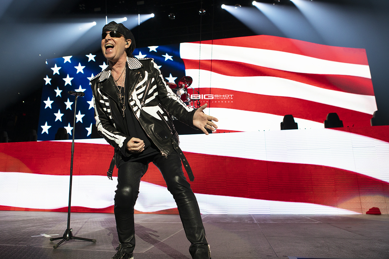 Photo of Scorpions Vocalist