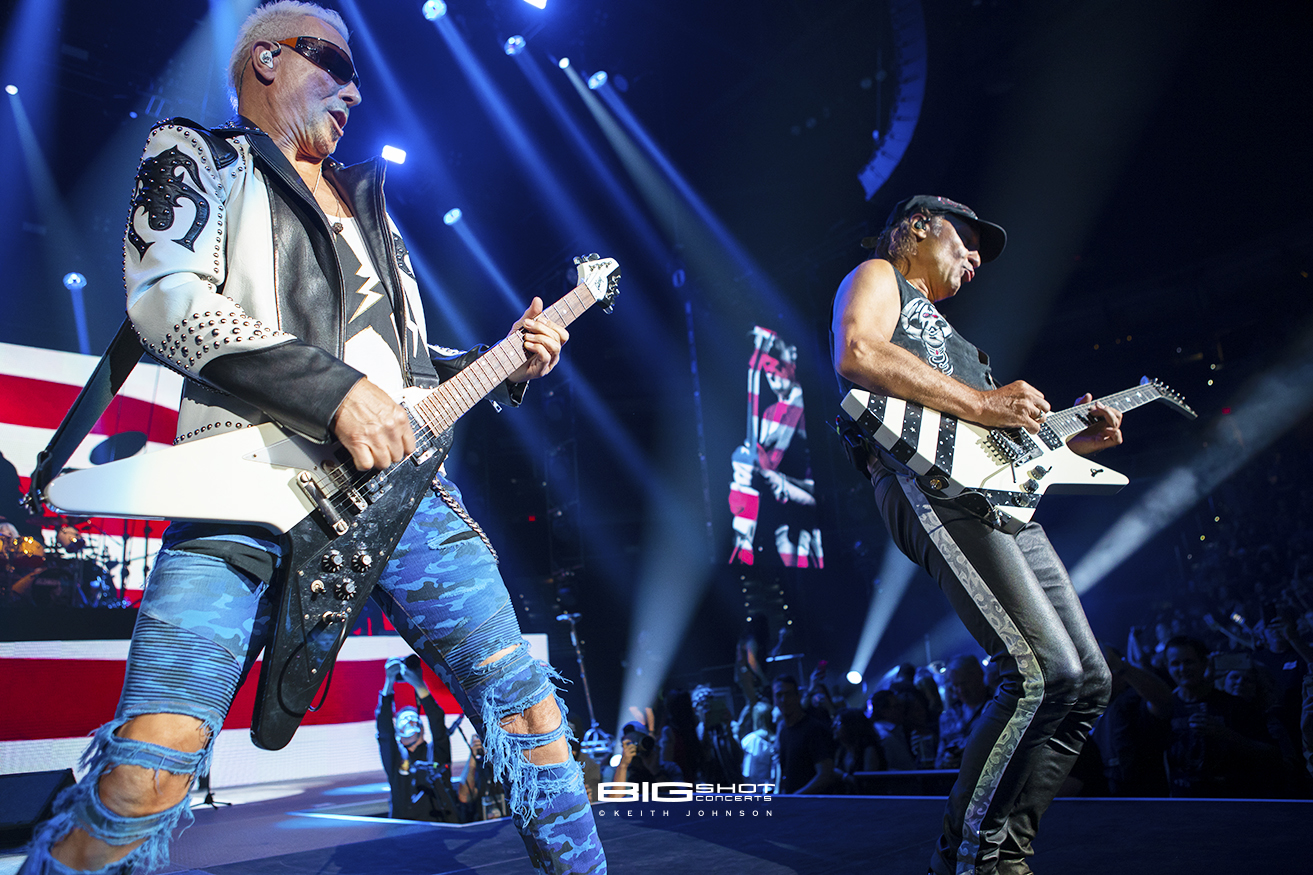 Scorpions - Crazy World Tour Photo