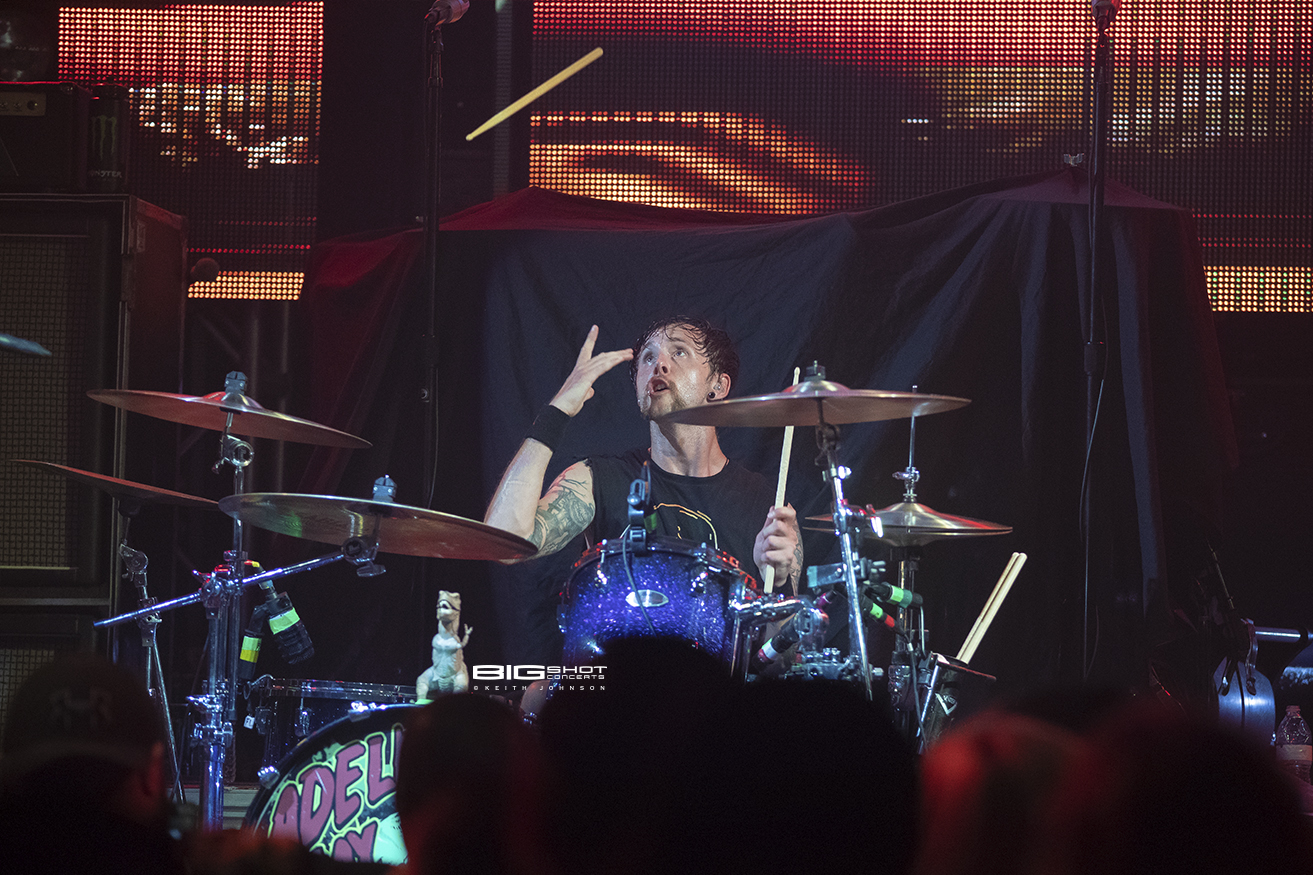 Adelitas Way Drummer Tre Stafford