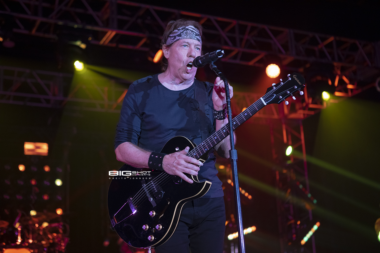 George Thorogood in Coconut Creek, Florida