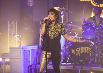 The Struts Lead Singer