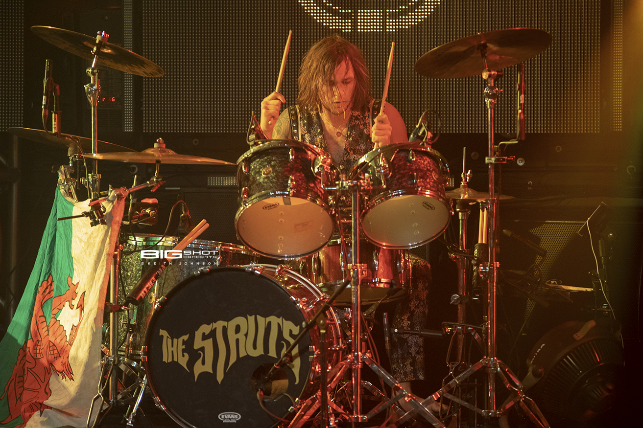 The Struts Concert at Culture Room