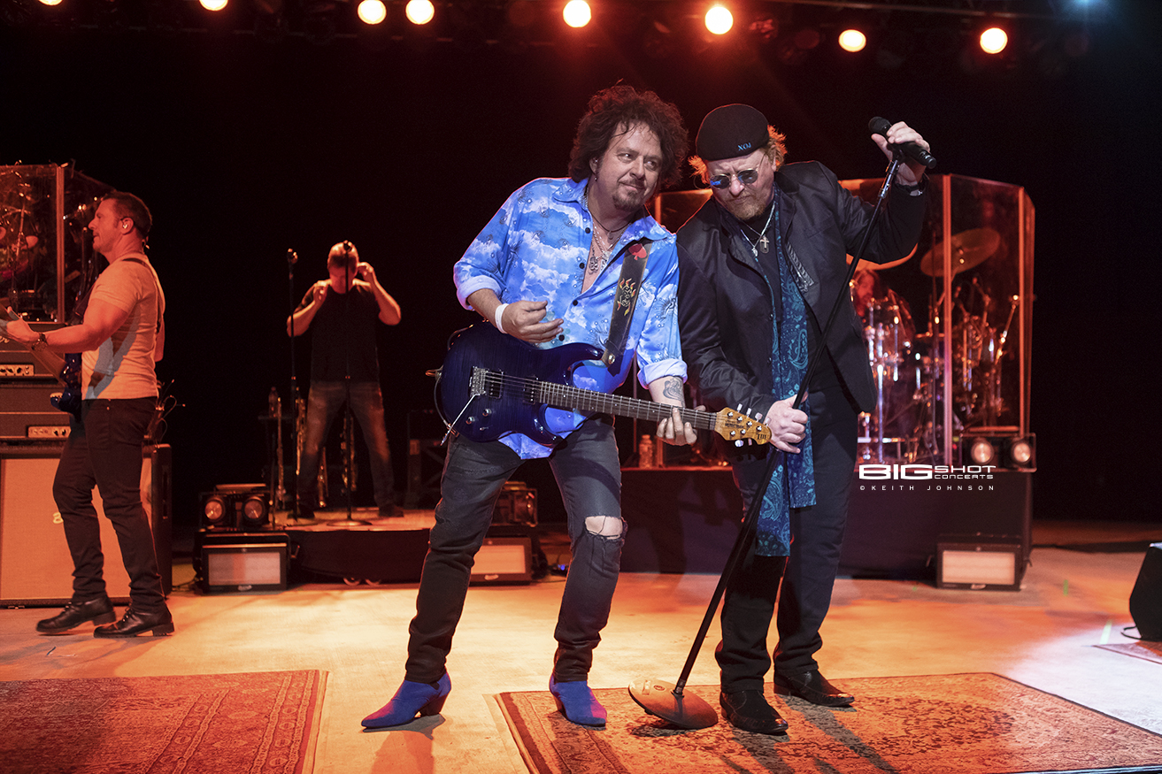 Rock Musicians Performing on Stage in South Florida
