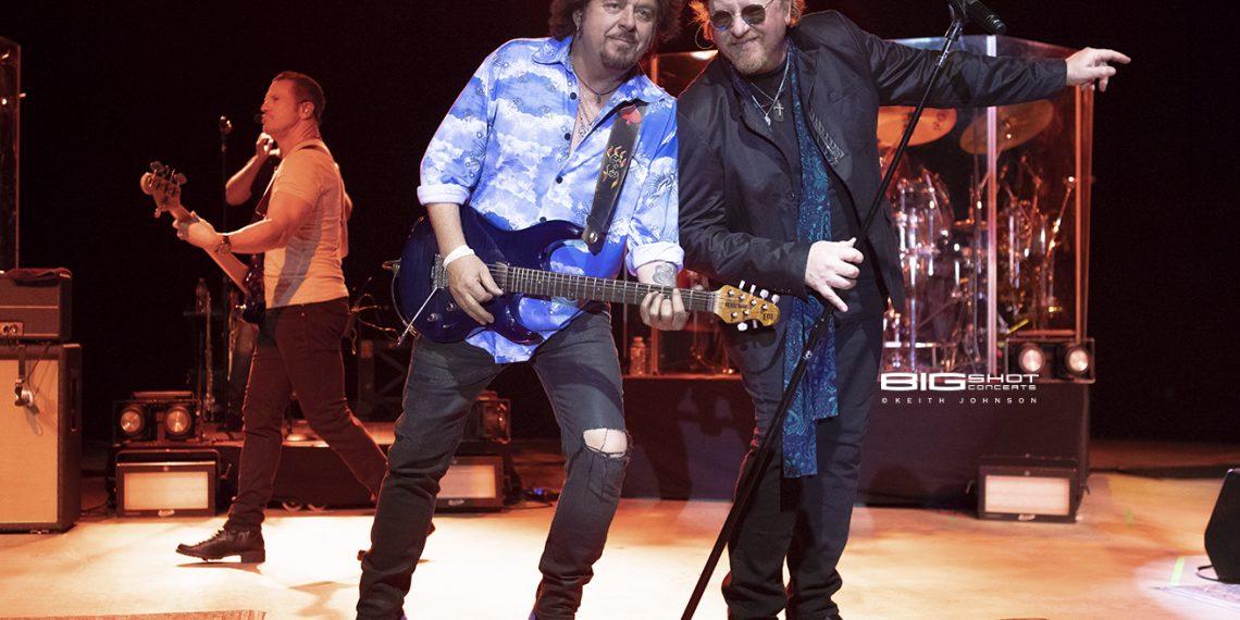 Photo of Toto Band Members