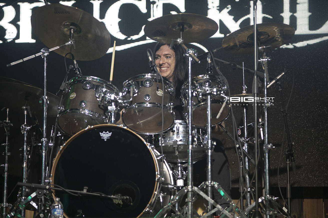 Drummer from Slash ft. Myles Kennedy & The Conspirators