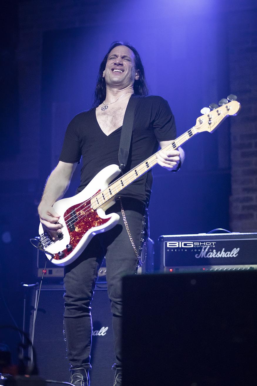 Bass Player Zachary Throne