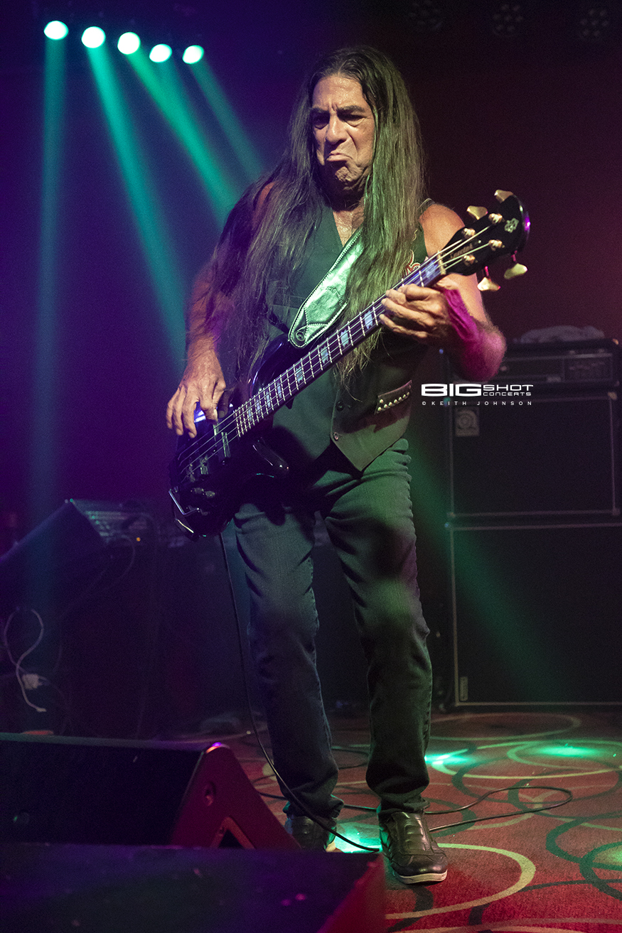 The Prophets of Doom Bass Player