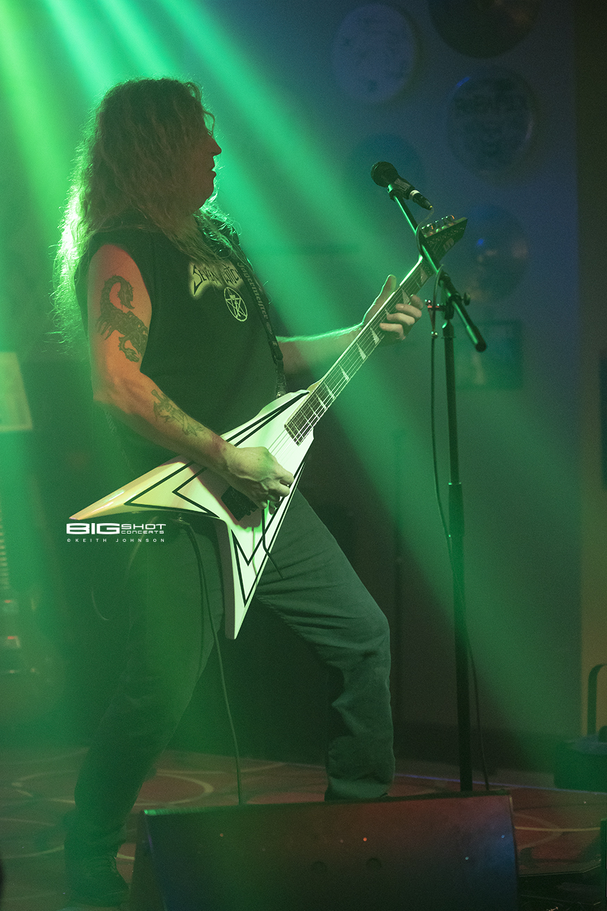 Photo of The Prophets of Doom Guitar Player