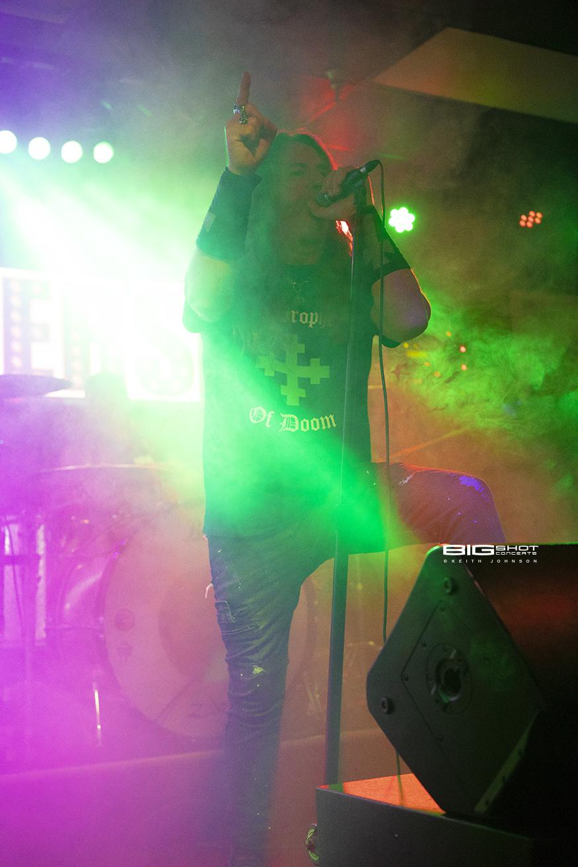 Lead Vocalist Tim Brown