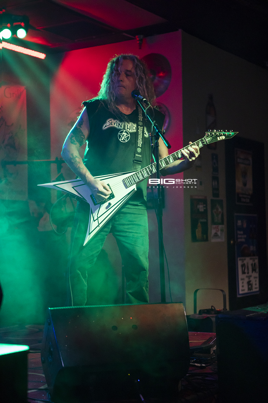 Photo - The Prophets of Doom Guitar Player