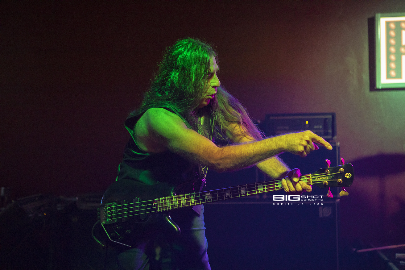 Dave Spitz Rocking His Bass