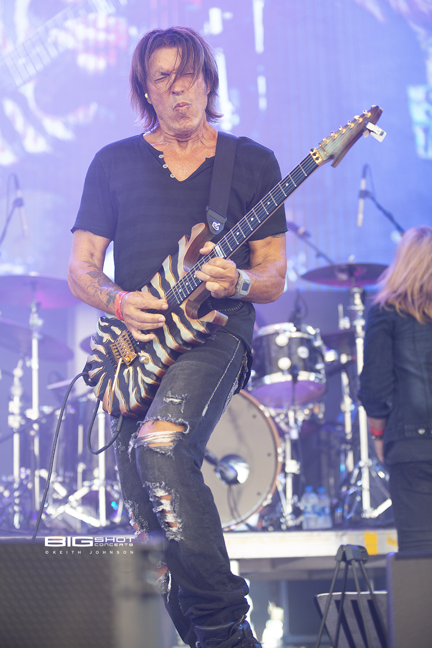 George Lynch of Lynch Mob