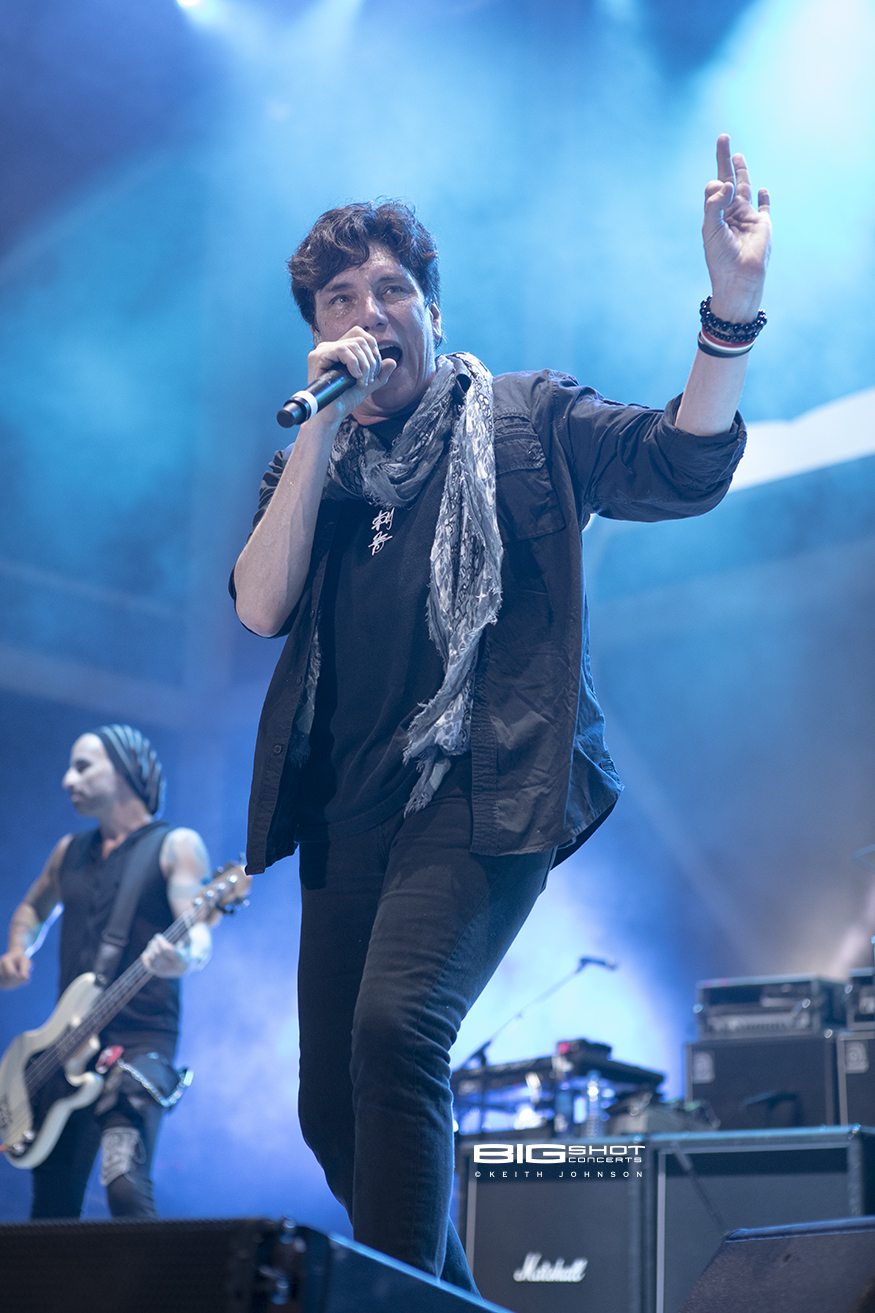 Eric Martin of Mr. Big