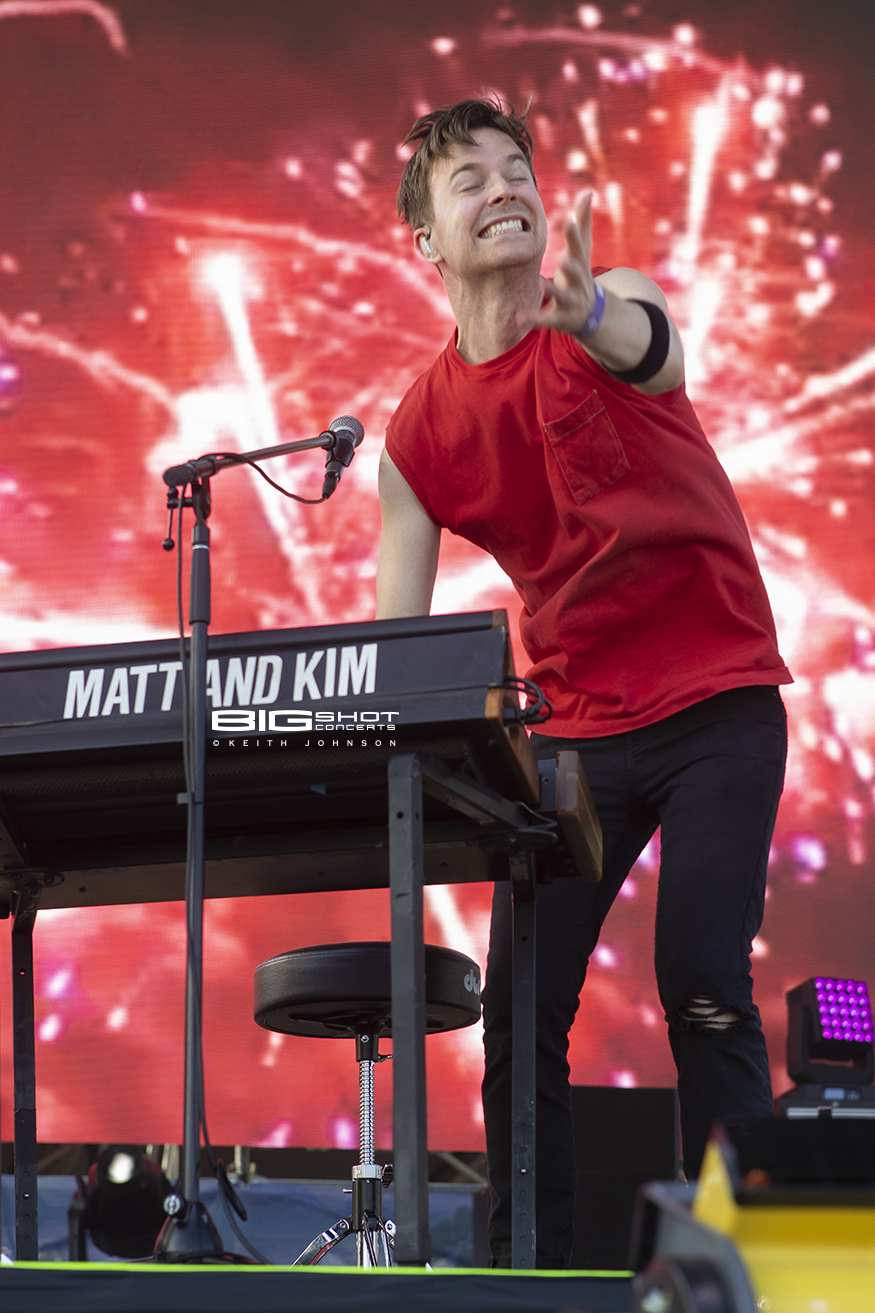 Riptide Music Festival - Matt and Kim