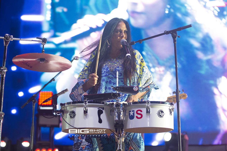 Percussionist Sheila E