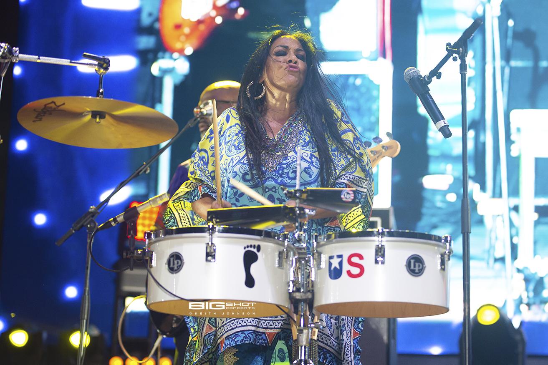 Drummer Sheila E