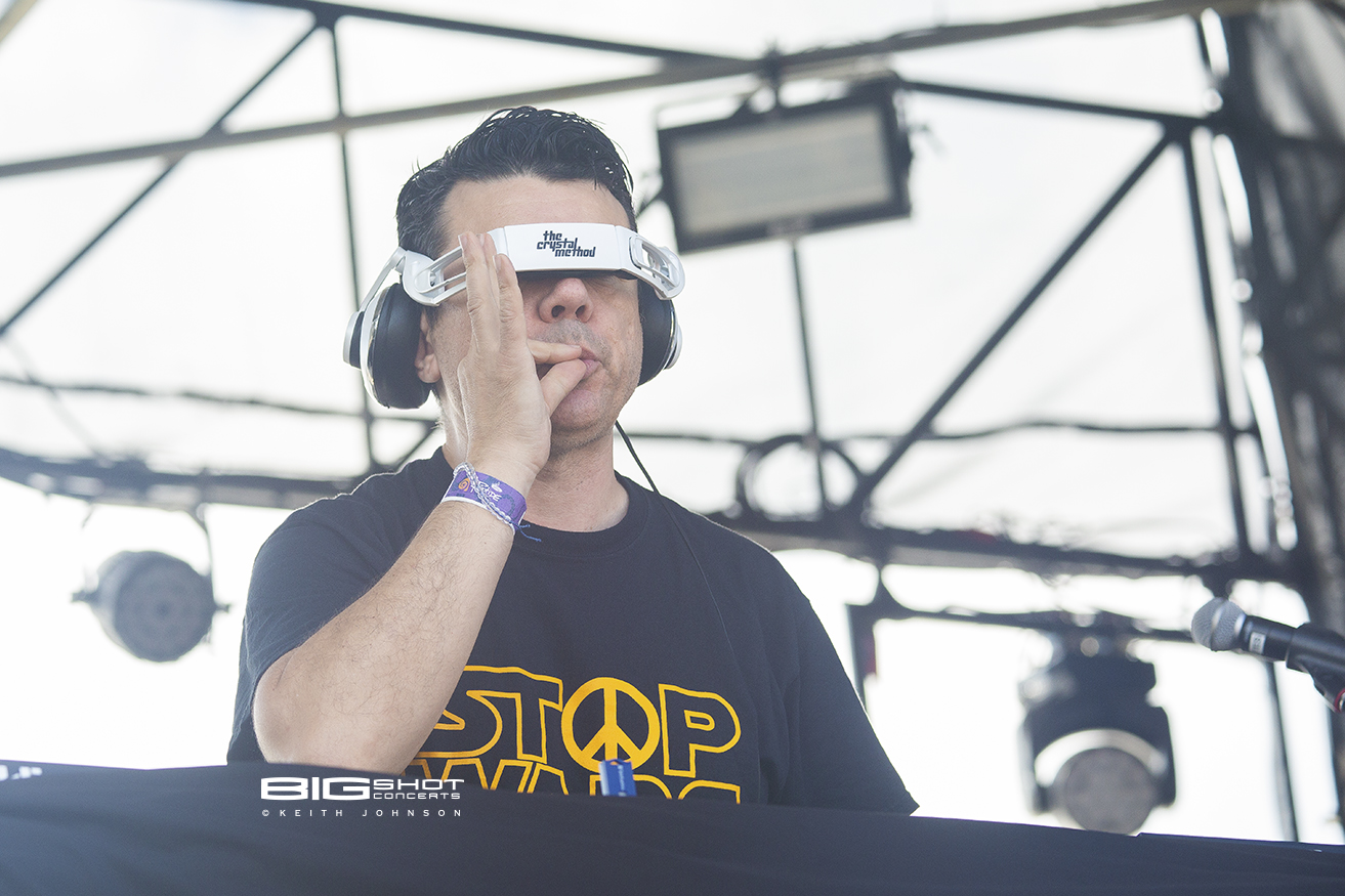 The Crystal Method - Riptide Music Festival