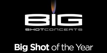 Big Shot Concerts Big Shot of the Year