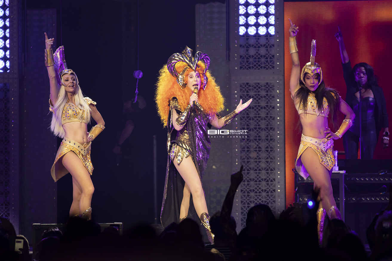 Concert Photo - Cher
