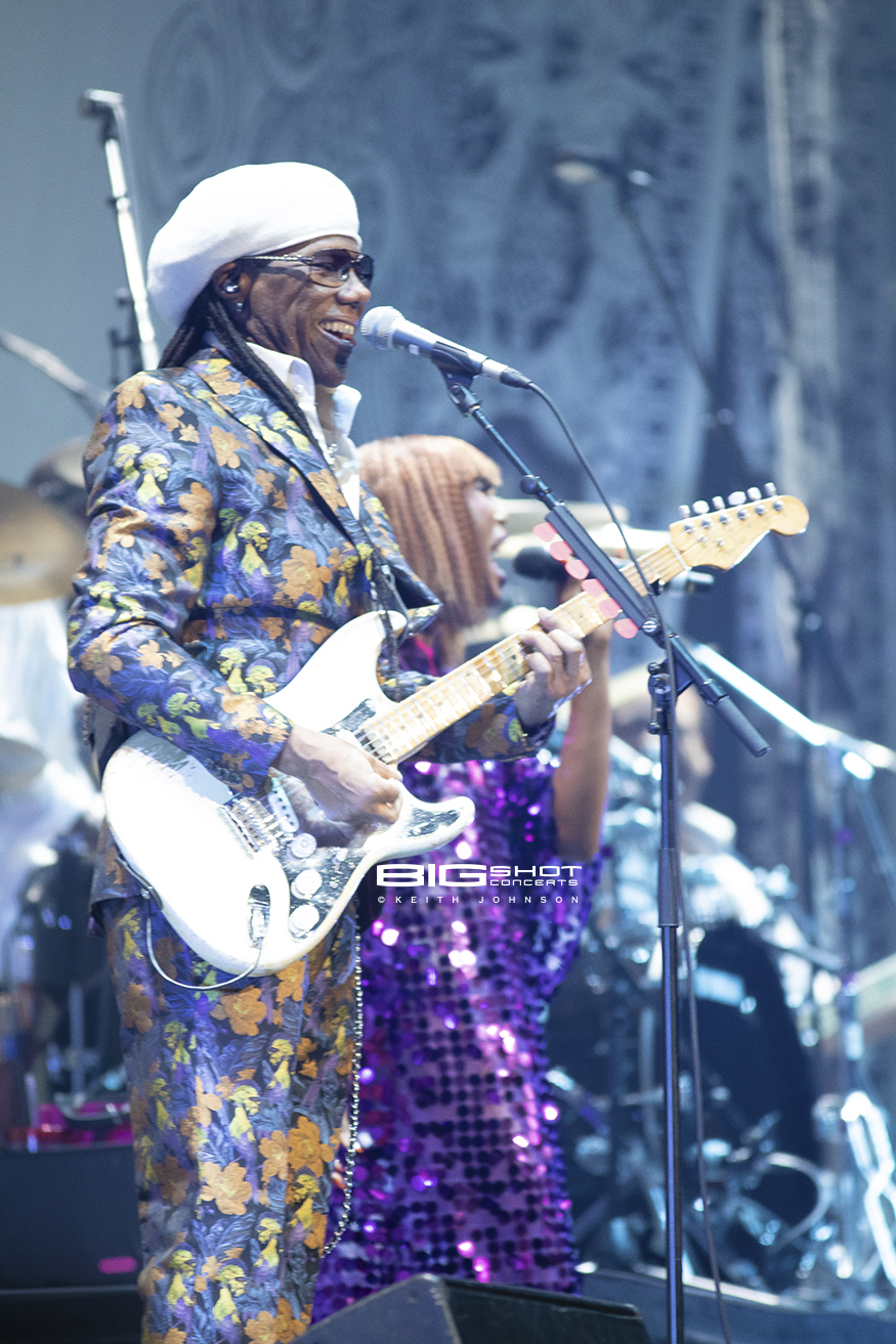 Famed Producer Nile Rodgers