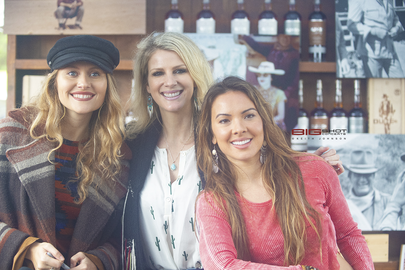 Runaway June Band Members - KISS Country Chili CookOff