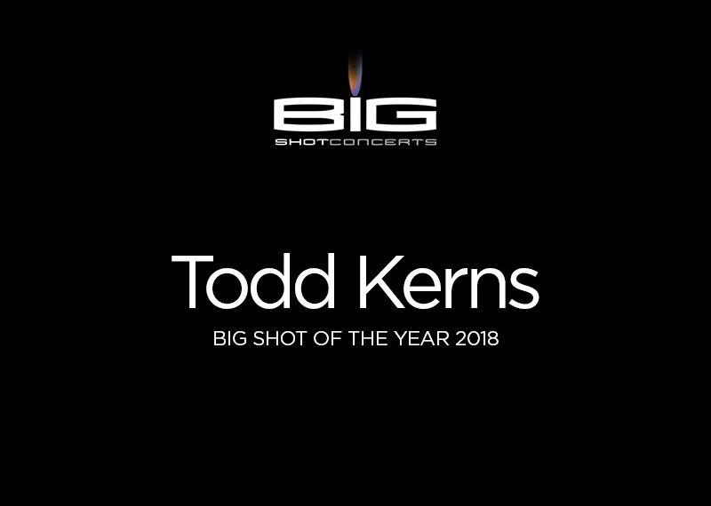 Todd Kerns Big Shot of the Year