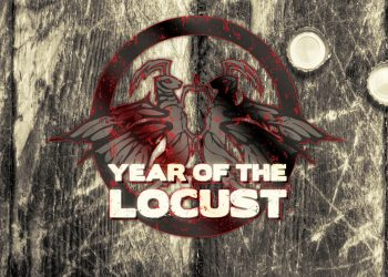 Year of the Locust - Shock USA Tour