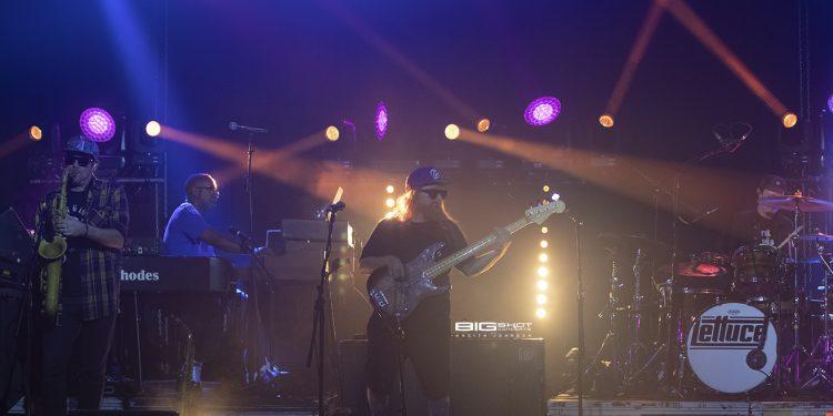 Lettuce Concert - Revolution Live