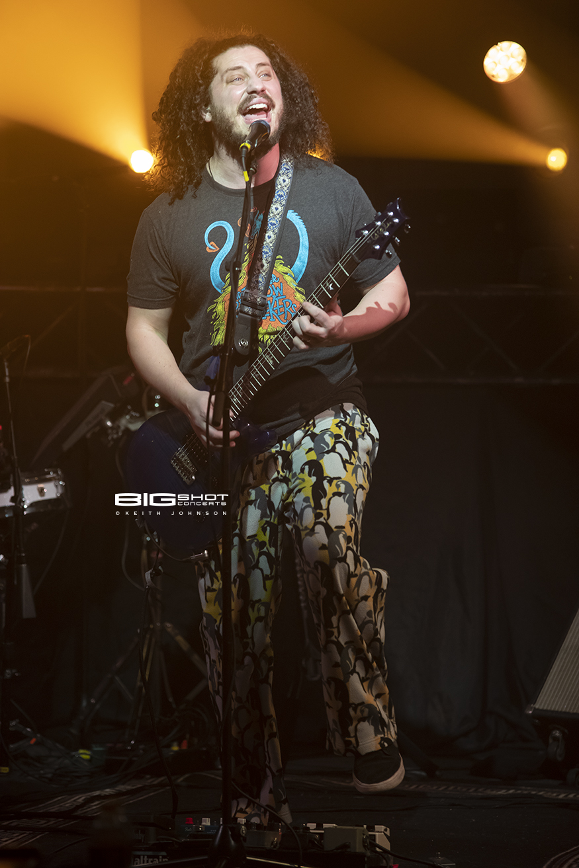 Scrambled Greg - Lead Singer/Guitar Player