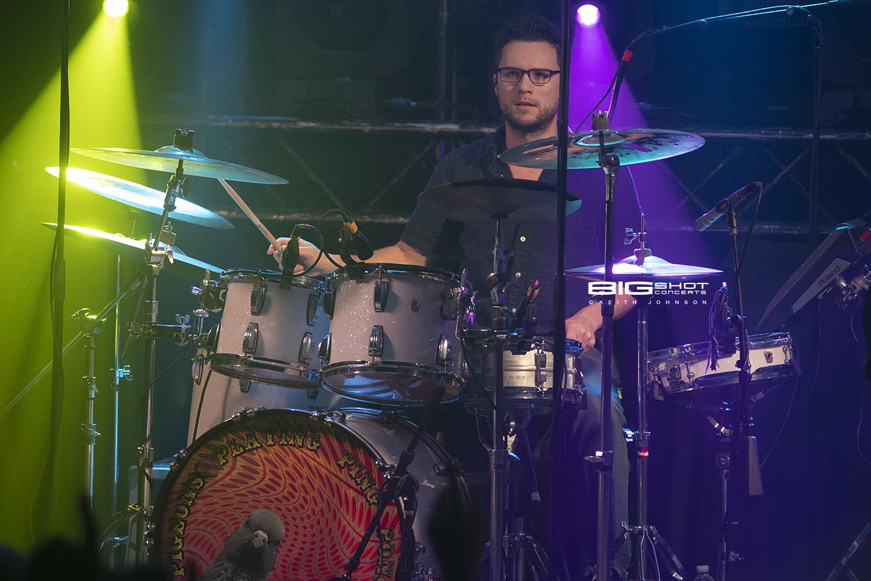 Alex Petropulo - Drummer