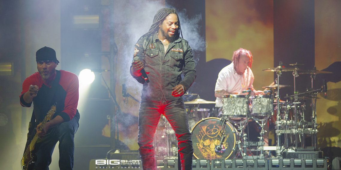 Sevendust - All I See Is War Tour