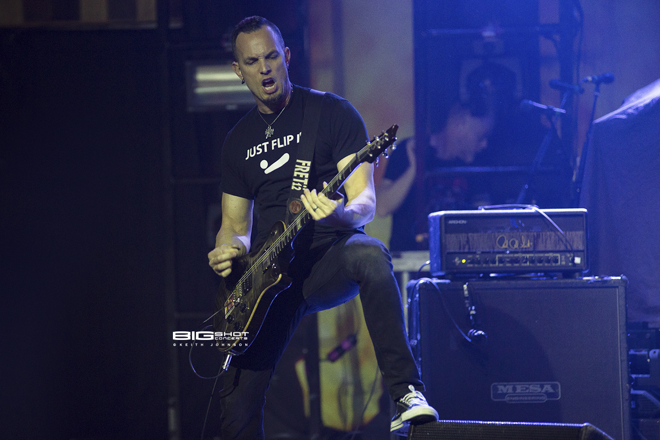 Current Alter Bridge Guitar Player