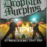 Dropkick Murphys — 2019 Tour