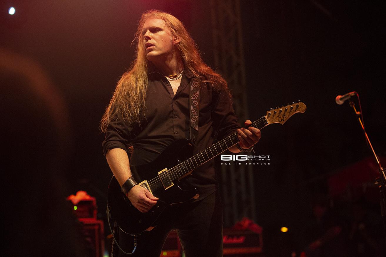 Guitar Player Brandon Cook