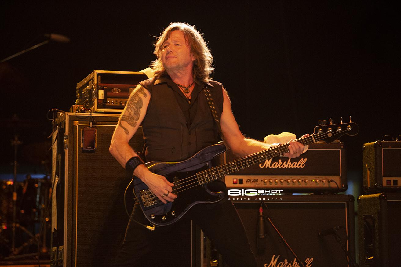 Patrick Young - Bass Guitar