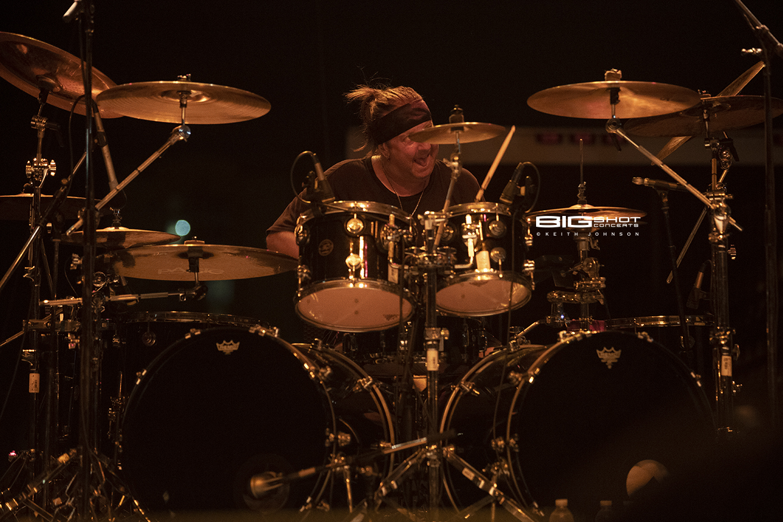Drummer Pete Holmes