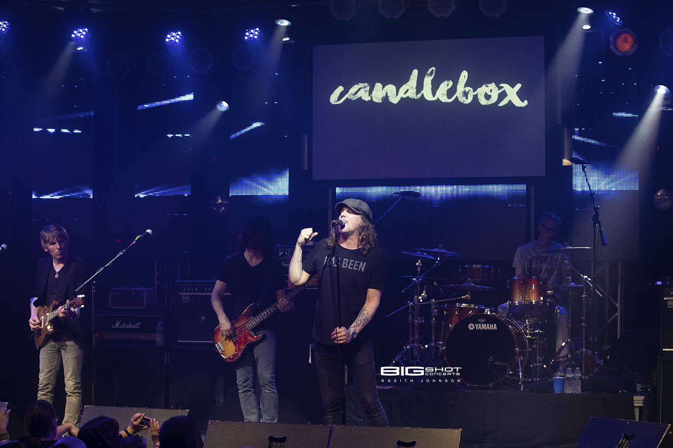Candlebox 2019 Tour at Culture Room