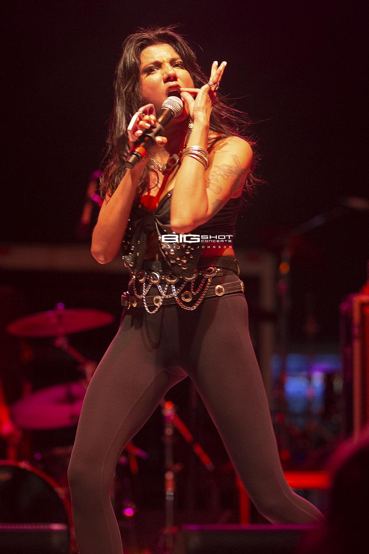 Singer Priya Panda