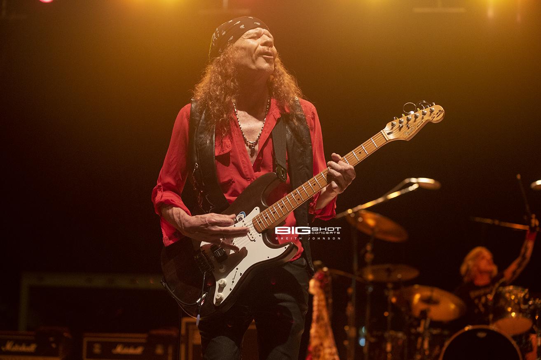 Danny Stag - Kingdom Come Lead Guitar