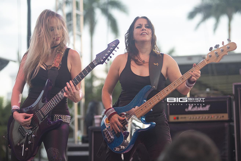 Nikki Stringfield and Wanda Ortiz