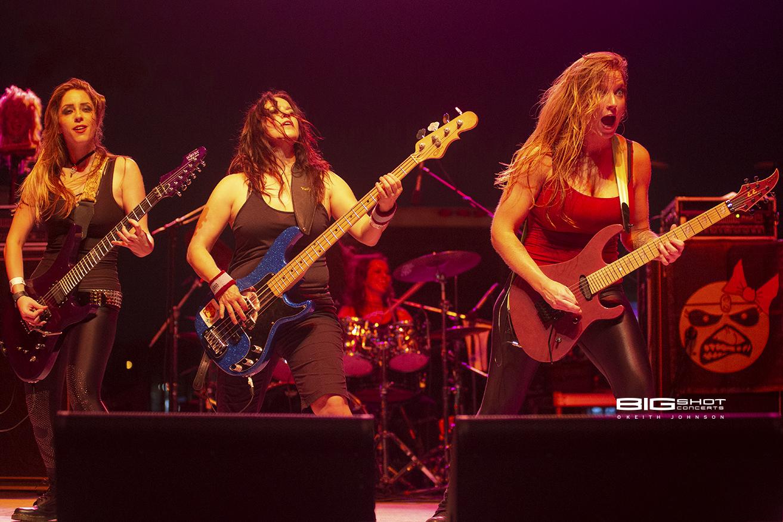 The Iron Maidens at Magic City Casino