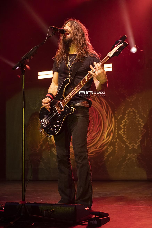 Flesh & Blood Tour - Whitesnake