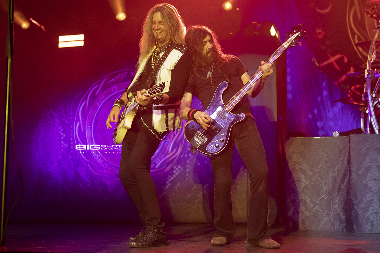 Whitesnake Flesh & Blood World Tour