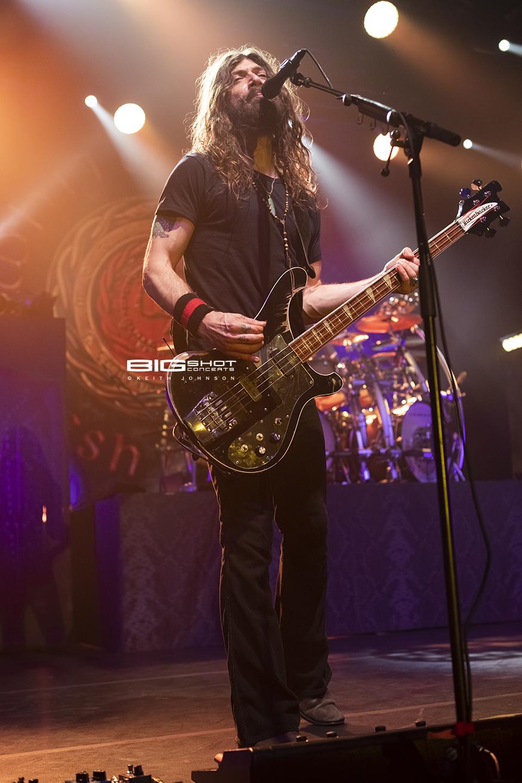 Whitesnake Flesh & Blood Tour