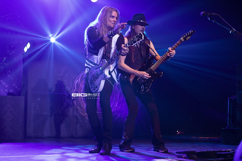 Whitesnake Flesh & Blood World Tour