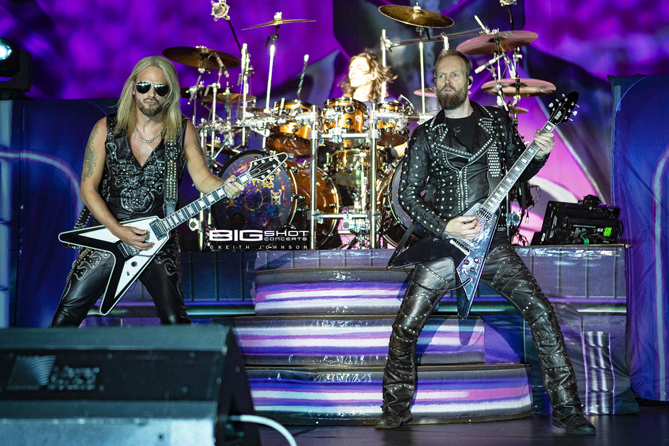 Judas Priest FIREPOWER Tour 2019