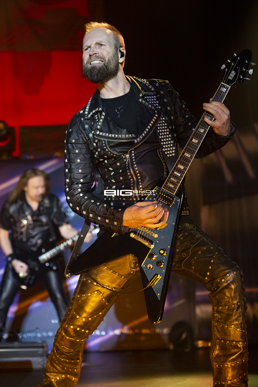 Judas Priest Guitar Player Andy Sneap