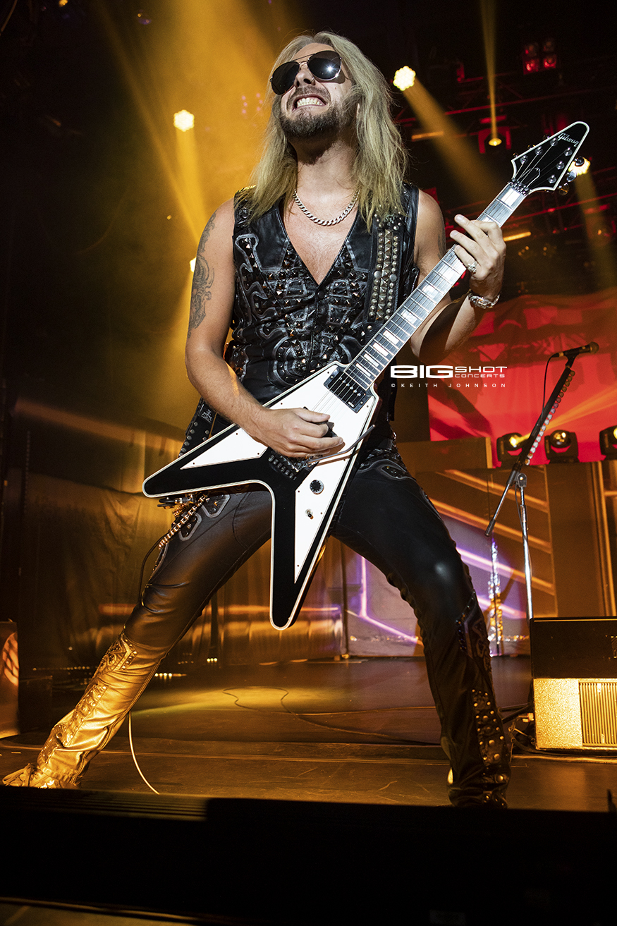 Richie Faulkner Playing Guitar