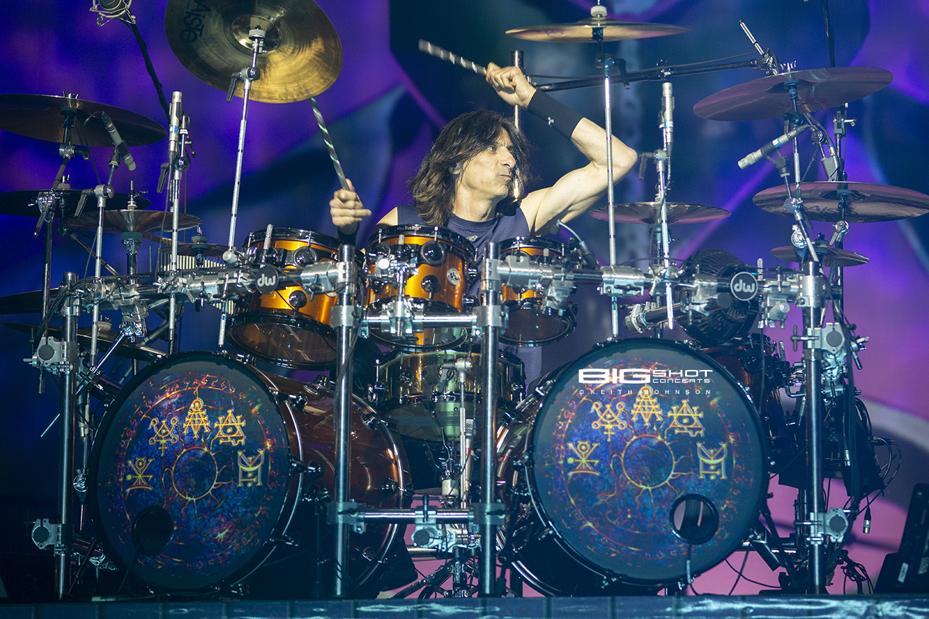 Judas Priest Drummer Scott Travis