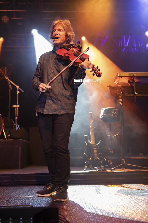 Kansas Violin Player